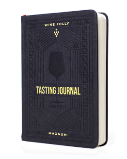 Wine Folly - Tasting Journal