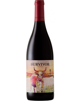 Survivor - Barrel Select Pinotage